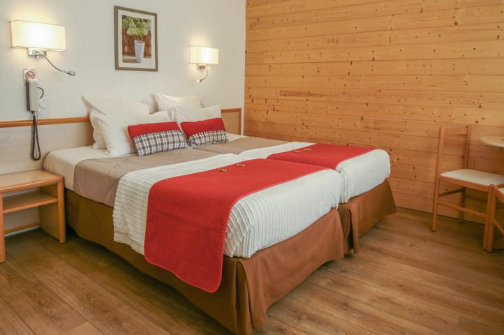 Bedroom 18 m² 2 beds